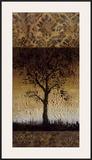 Oak Tree II Framed Giclee Print by Lynn Kelly