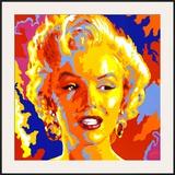 Marilyn Monroe Prints by Vladimir Gorsky