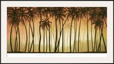 Palm Paradise Art by Deac Mong