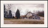 Farm on the Hill Framed Giclee Print by Ray Hendershot