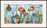 Under the Sea Prints by Linn Done