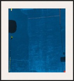 Diptychon Blau, c.1963 Prints by Max Ackermann