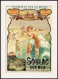 Soulac Sur Mer Prints by Eugène Boudin