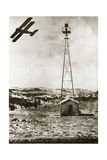 World's Highest Beacon Light, 1920s Giclee Print by Miriam and Ira Wallach