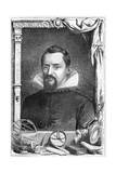Johannes Kepler, German Astronomer Giclee Print by Science Photo Library