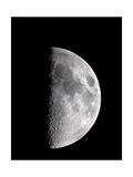 Waxing Half Moon Giclee Print by John Sanford