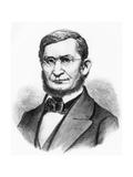 John Hughling Jackson, Neurologist, Giclee Print