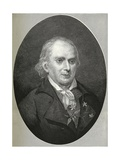 William Bartram, US Naturalist Giclee Print by Science, Industry and Business Library