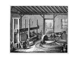 Cider Production, 19th Century Giclee Print by CCI Archives