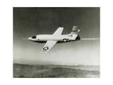 Bell X-1 In Flight, the First Supersonic Aircraft Giclee Print by u.s. Air Force