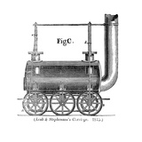 Losh And Stephenson's Carriage Giclee Print by Science, Industry and Business Library