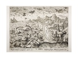 1674 Animal Creation According To Genesis Giclee Print by Stewart Stewart