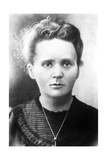 Marie Curie, Polish-French Physicist Giclee Print by Ria Novosti