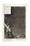 1731 Johann Scheuchzer Star Magnitudes Giclee Print by Stewart Stewart
