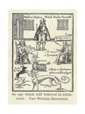 Matthew Hopkins, English Witch Hunter Giclee Print by Science, Industry and Business Library