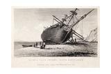 HMS Beagle Ship Laid Up Darwin's Voyage Giclee Print by Stewart Stewart
