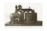 Morse Telegraph Recording Receiver Giclee Print by Miriam and Ira Wallach