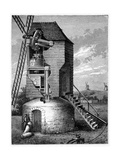 Windmill, 19th Century Artwork Giclee Print by CCI Archives