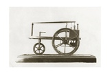 Murdock's Steam Engine of 1784 Giclee Print by Miriam and Ira Wallach