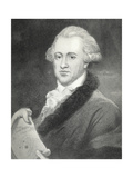 Frederick William Herschel, Astronomer Giclee Print by Science, Industry and Business Library