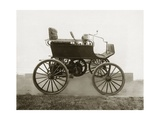 Early Car, 1896 Oldsmobile Giclee Print by Miriam and Ira Wallach