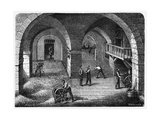 Brewery, 19th Century Giclee Print by CCI Archives