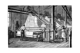 Jacquard Loom, 19th Century Giclee Print by Science Photo Library