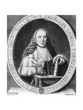 Giovanni Battista Morgagni, Anatomist Giclee Print by Science Photo Library