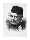 Jacques Babinet, French Physicist Giclee Print by New york Public Library