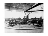 Road Testing Machine, 1911 Giclee Print by National Physical Laboratory