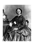 Portrait of Clara Barton Giclee Print by us National Library