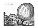 Hydrogen Balloon Giclee Print by Science, Industry and Business Library