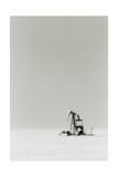 Oil Well Giclee Print by Alan Sirulnikoff