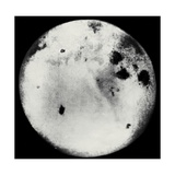 Far Side of the Moon Giclee Print by Ria Novosti