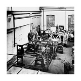 Testing Gear Lubricants, 1920 Giclee Print by National Physical Laboratory