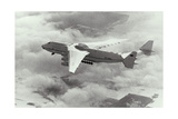 Antonov An-225 In Flight, World's Largest 'plane Giclee Print by Ria Novosti