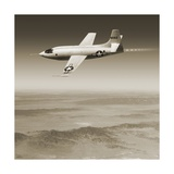 Bell X-1 Supersonic Aircraft Giclee Print by Detlev Van Ravenswaay