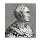 Tacitus, Roman Senator And Historian Giclee Print by Chris Hellier