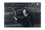 Portrait of American Physicist, Robert Goddard Giclee Print by  NASA