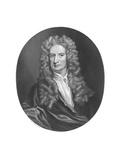 Issac Newton, English Physicist Giclee Print by Middle Temple Library