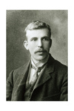 Ernest Rutherford Giclee Print by Peter Fowler