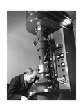 Early Electron Microscope Giclee Print by National Physical Laboratory