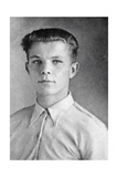 Yuri Gagarin As a Teenager, 1950 Giclee Print by Ria Novosti