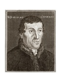 Nicolas Copernicus, Polish Astronomer Giclee Print by Middle Temple Library