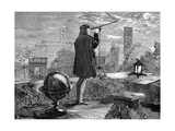 Nicolaus Copernicus, Polish Astronomer Giclee Print by Science Photo Library