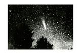 Comet Arend-Roland, 1957 Giclee Print by Ria Novosti