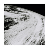 Storm Clouds In North Atlantic, From Space, 61-A Giclee Print by  NASA