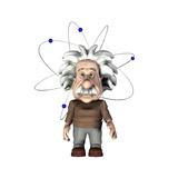 Albert Einstein, Artwork Giclee Print by Friedrich Saurer