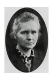Portrait of Marie Curie Giclee Print by National Library of Medicine