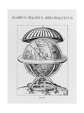 Tycho's Great Brass Globe Giclee Print by Science, Industry and Business Library